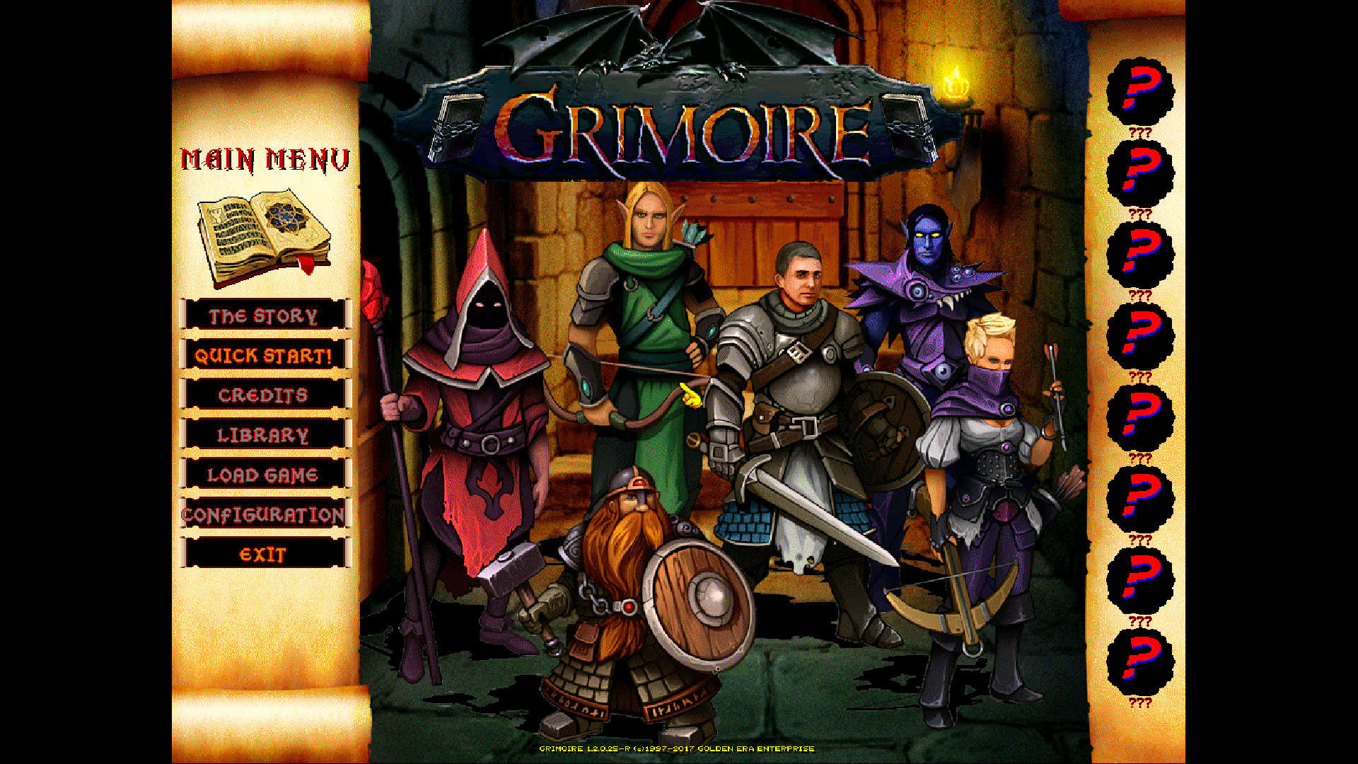Grimoire Super Demo